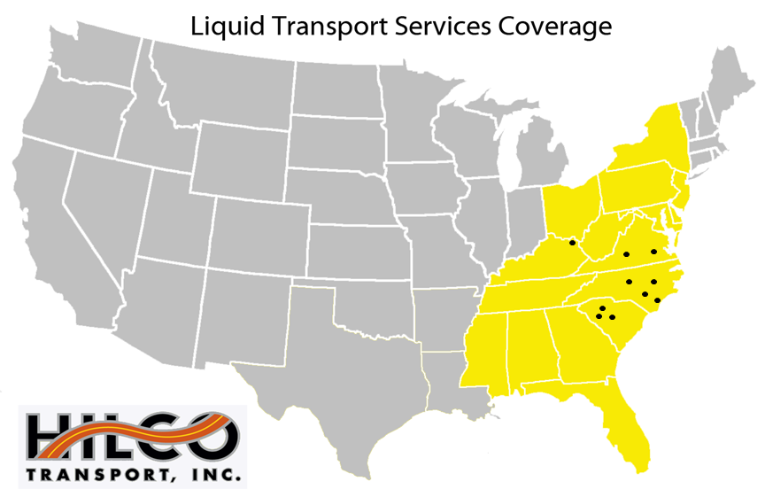 Liquid Transport Services - w dots